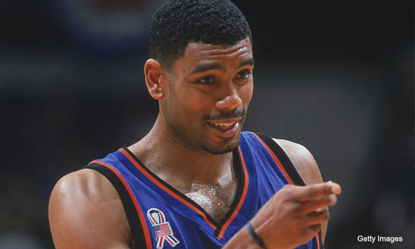 BDL Interview: Allan Houston on what it's like to be a free agent