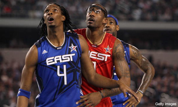 Assessing the difference between Amar'e Stoudemire and Chris Bosh