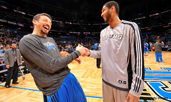 Create-a-Caption: Hedo and Tim Smile Time, ENGAGE!