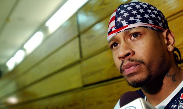 The 10-man rotation, starring a farewell to Allen Iverson