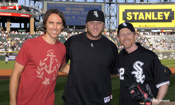 Watch This: Steve Nash and Ron Howard on 'Iconoclasts'