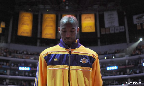 Barkley: 'Kobe Bryant is one of the five greatest NBA players ever'