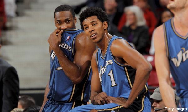 Gilbert Arenas' exit sparks some sincere emotions in D.C