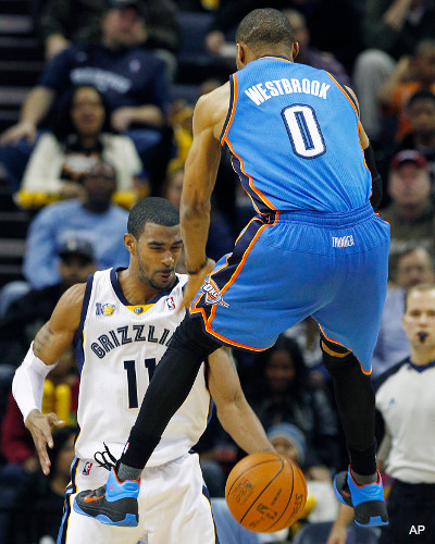 Create-a-Caption: C'mon, Russell Westbrook