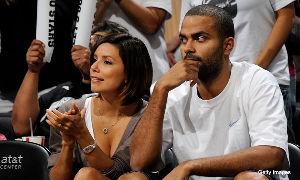 Eva Longoria has filed for divorce from Tony Parker