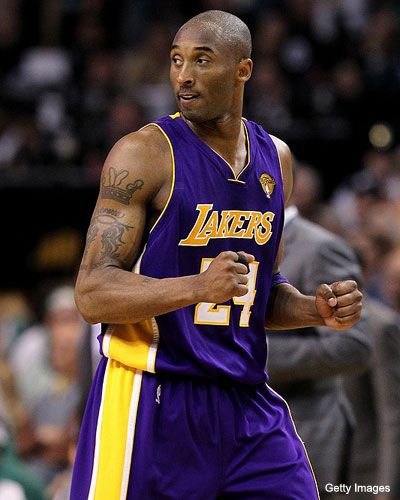 BDL First Look: Kobe Bryant's new film, 'Fist Pump: A Love Story'