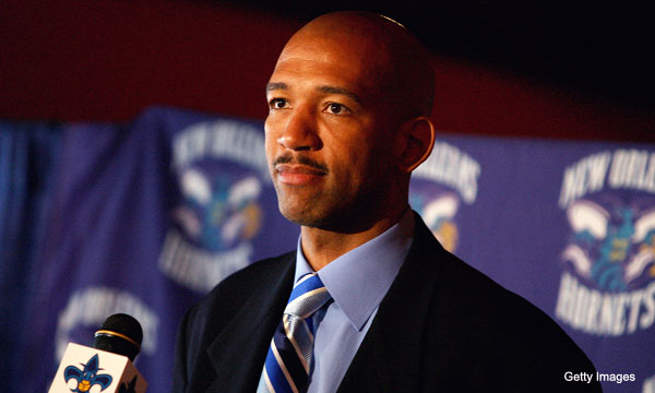 Monty Williams takes over the New Orleans Hornets