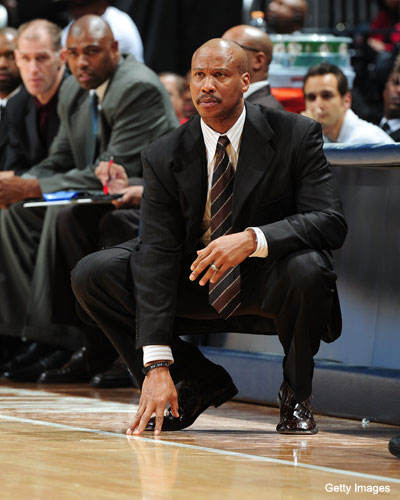 Byron Scott needs to add one more thing to his priority list