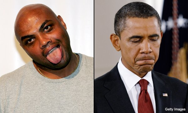 Barkley on one-on-one with Obama: 'I'll kick his [rear]'