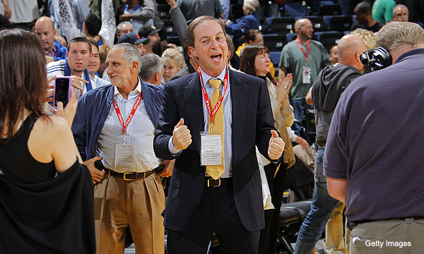 New Warriors owner has hired his 22-year-old son