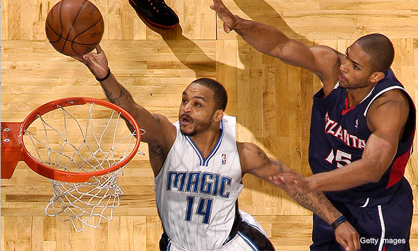 Respect due: Jameer Nelson's great leap forward
