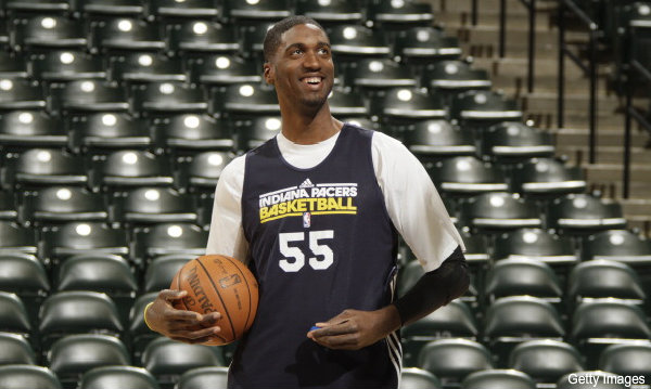 Days of NBA Lives: Wherein Roy Hibbert is confused