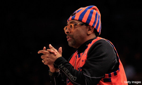 Spike Lee talks Knicks and verbal wars with Kevin Garnett