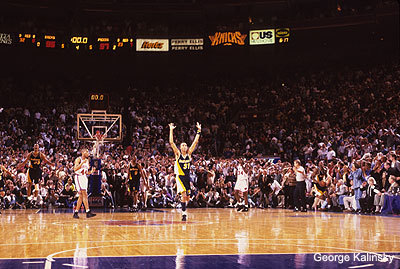 BDL review: 'Winning Time: Reggie Miller vs. The New York Knicks'
