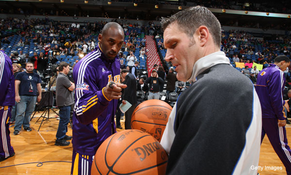 What motivates Kobe Bryant?