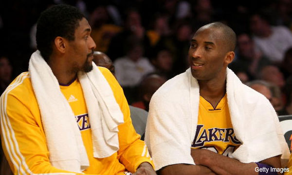 Ron Artest describes Jesus Christ's basketball skills