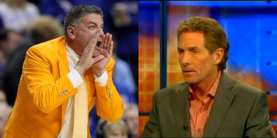 Bruce Pearl crushes Skip Bayless in Vandy-Tennessee debate