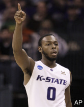 Sweet 16 preview: Pullen, Crawford highlight Xavier-Kansas St