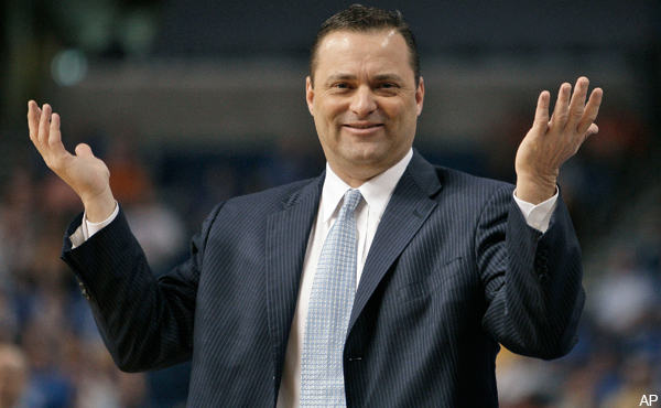 Wyoming fans take to Facebook with campaign for Billy Gillispie