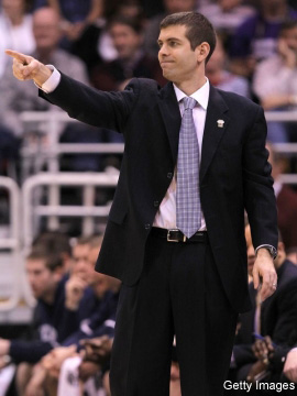 Butler coach goes from the 9-to-5 grind to the Final Four