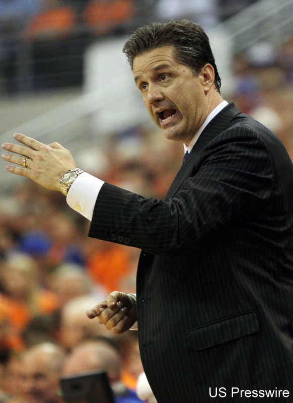 John Calipari: No Kentucky players are draft-ready right now