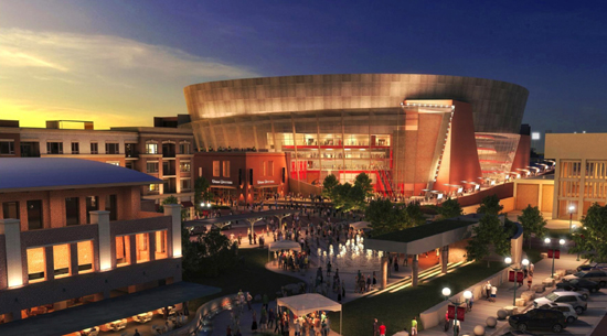 Will Nebraska's new arena really translate into hoops success?