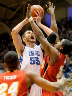 'Kareem Abdul Zoubek' leads Duke past Maryland