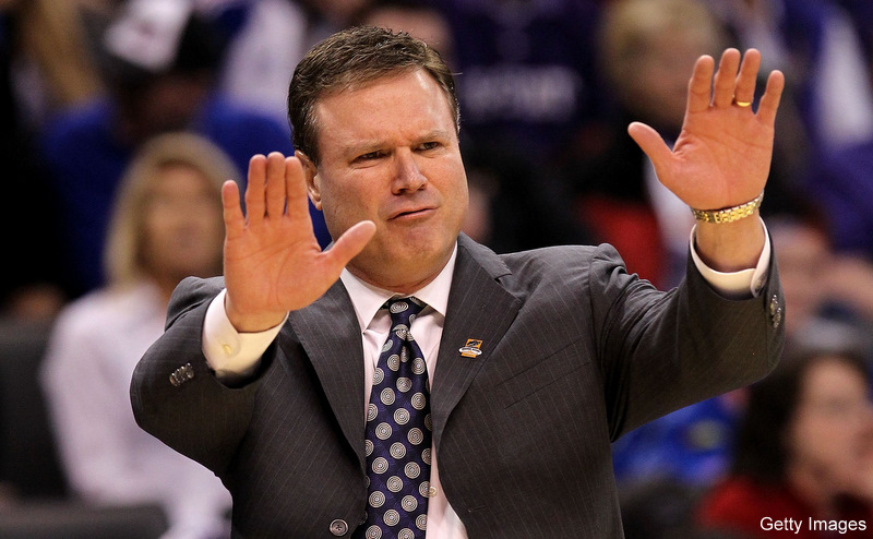 How much would you pay to Skype with Kansas coach Bill Self?
