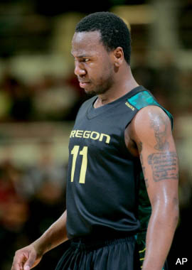 Guard Malcolm Armstead may become Oregon's fifth departure