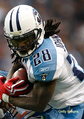 Is Chris Johnson ready for a compromise?