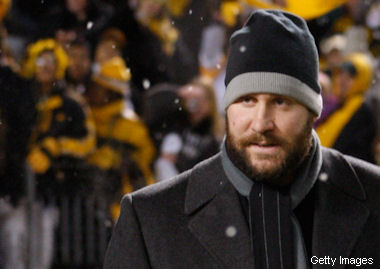 Roethlisberger in the Super Bowl: a bad thing for the NFL?