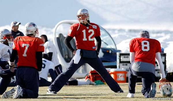 Brady on Cromartie's filthy name-calling: 'I've been called worse'