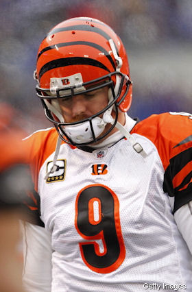 Carson Palmer threatens to retire if not traded; Bengals say he won't be traded
