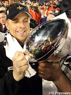 Remember when Sean Payton was demoted?
