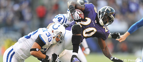 Become what you are: The Ravens-Colts divisional round preview