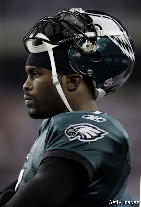 Since Vick's arrival, dogfighting reports are up in Philly