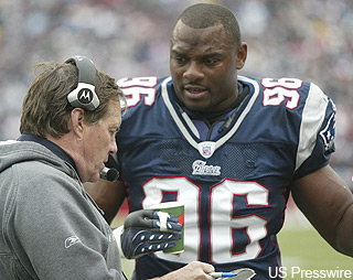 Patriots bench Adalius Thomas (again)