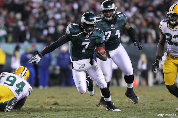 Vick runs away from another commitment. Did Eagles pull plug?