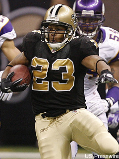 The Road to Lombardi: Pierre Thomas