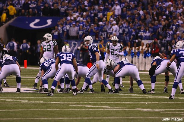 2011 playoff schedule highlighted by Jets-Colts, Eagles-Packers