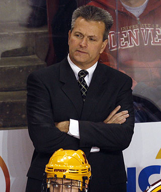 NCAA Hockey 101: Wait 'til next year, Minnesota Gophers