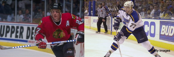 Is Jeremy Roenick a Hall of Famer? Then so is Pierre Turgeon