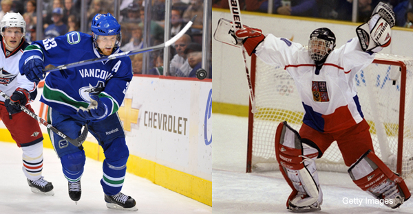 Puck Previews: Canucks on a roll; Hasek Olympic worthy?