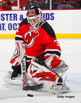 Saturday's Three Stars: Brodeur on the brink of history