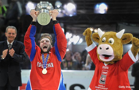 The dawn of a new Russian global hockey dynasty?