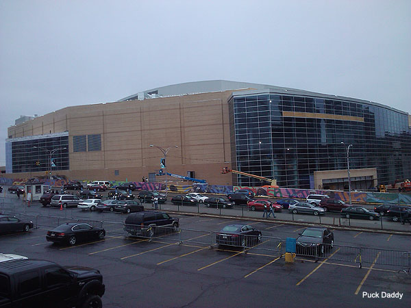 Photo Expedition: Consol Energy Center, new home of the Pens