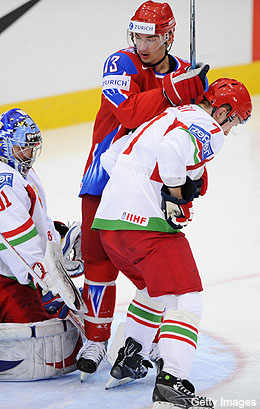 Not Atlanta, Atlant: Nikolai Zherdev expected to sign in KHL