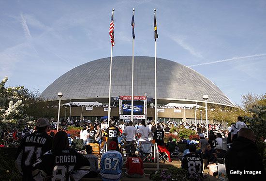 The 5 items we'd like to own from the Mellon Arena auction