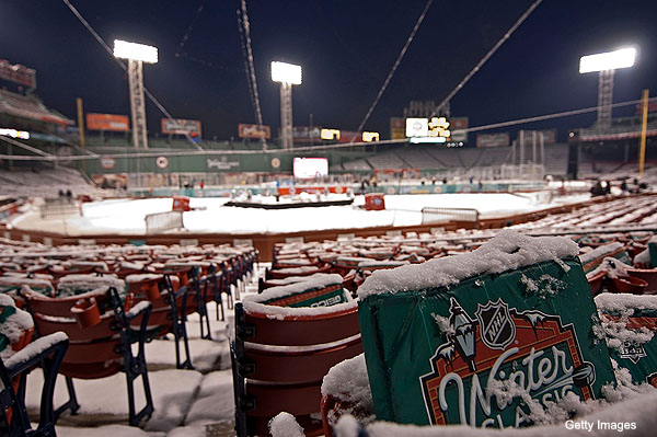 Flyers, Bruins say don't expect fight in Fenway Winter Classic