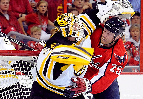 Puck Previews: Bruins vs. Caps; Coyotes' potential owner speaks